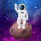 Jumping in space - HTML - Casual Game - CodeCanyon Item for Sale