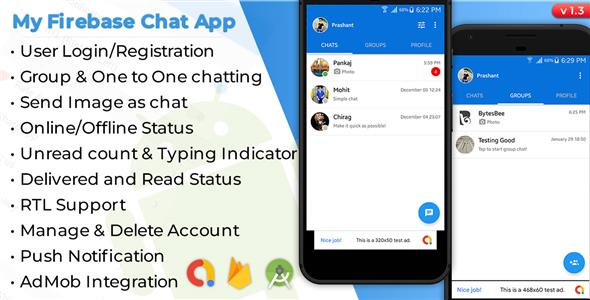 My Firebase Chat Download