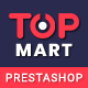 TopMart - MultiPurpose Responsive PrestaShop Theme - ThemeForest Item for Sale