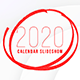 2020 Calendar Slideshow - VideoHive Item for Sale