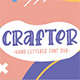 Crafter Font Duo - GraphicRiver Item for Sale