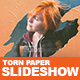 Torn Paper Slideshow - VideoHive Item for Sale
