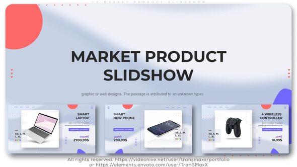TV Market Product Slideshow