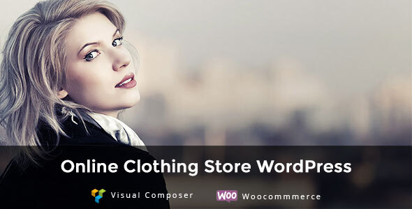 AhaShop - WordPress Theme for Fashion Clothing Store