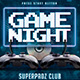 Game Night Flyer - GraphicRiver Item for Sale