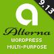 Alterna - Ultra Multi-Purpose WordPress Theme - ThemeForest Item for Sale