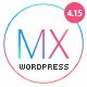 MX - Responsive Multi-Purpose WordPress Theme - ThemeForest Item for Sale