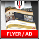 Real Estate Flyer / Magazine AD - GraphicRiver Item for Sale