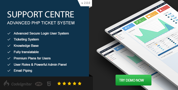 Support Centre - Advanced PHP Ticket System Free Download #1 free download Support Centre - Advanced PHP Ticket System Free Download #1 nulled Support Centre - Advanced PHP Ticket System Free Download #1