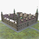 Kronborg Castle - 3DOcean Item for Sale