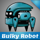 Bulky Robot Sprites | 2D Game Asset | Enemy Character - GraphicRiver Item for Sale