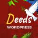 Deeds - Best Responsive Nonprofit Church WordPress Theme - ThemeForest Item for Sale