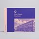 Modern Luxury Landscape Real Estate Brochure - GraphicRiver Item for Sale
