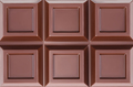 Chocolate bar closeup on white background. - PhotoDune Item for Sale