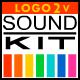 Fashion Funk Background Logo - AudioJungle Item for Sale
