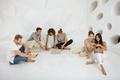 Diverse People Digital Device Connection Technology Concept - PhotoDune Item for Sale