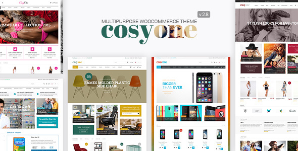 CosyOne - Multipurpose Woocommerce Theme