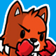Foxy Bunny Boxing Characters - GraphicRiver Item for Sale