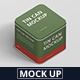 Tin Can Mockup Square - GraphicRiver Item for Sale