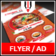 Asian Restaurant Flyer - GraphicRiver Item for Sale