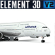 Airbus A-380 Lufthansa - 3DOcean Item for Sale