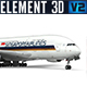 Airbus A380 - Singapore Airlines - 3DOcean Item for Sale