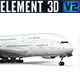 Airbus A380 - White paint - 3DOcean Item for Sale