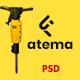 Fatema - Multipurpose e-Commerce PSD Template - ThemeForest Item for Sale