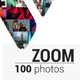 Infinite zoom photos & videos logo reveal - VideoHive Item for Sale