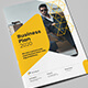 Business Plan 2020 - GraphicRiver Item for Sale