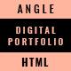 Angle - Digital Portfolio Template, for all kind of Freelancer - ThemeForest Item for Sale