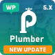 Plumber | Building & Construction Business Theme - ThemeForest Item for Sale