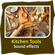 Kitchen Tools Sounds