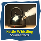 Boiling Kettle Whistling