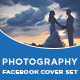 Photography Facebook Cover Templates - 05 Designs - GraphicRiver Item for Sale