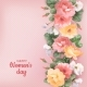Women's Day Background - GraphicRiver Item for Sale