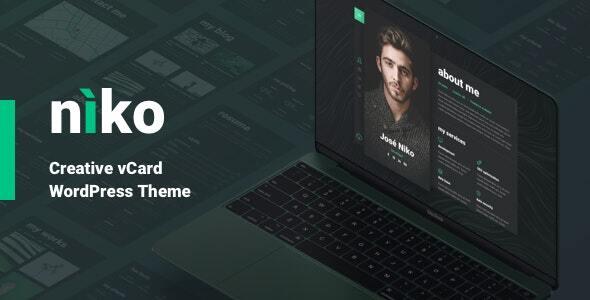 Niko - Resume/CV