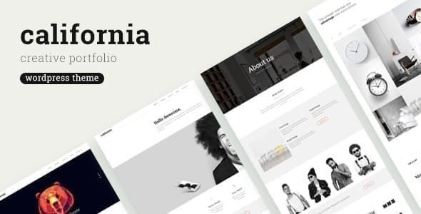 California | Portfolio WordPress