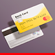 Bank Card / Membership Card Mockup - GraphicRiver Item for Sale