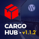 Cargo HUB - Transportation and Logistics WordPress Theme - ThemeForest Item for Sale