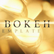 Golden Bokeh - VideoHive Item for Sale
