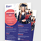 Scholarship Flyer Template - GraphicRiver Item for Sale