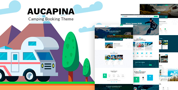 Aucapina - Motorhome & RV Rentals Theme