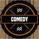 Productive Comedy - AudioJungle Item for Sale