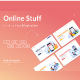 Online Interactions - Landing Page Illustration Templates - GraphicRiver Item for Sale