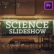 Science Slideshow for Premiere Pro - VideoHive Item for Sale