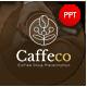 Caffeco Coffe Shop Presentation Template - GraphicRiver Item for Sale