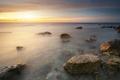 Sunset on the sea. - PhotoDune Item for Sale