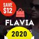 Flavia - Download Responsive WooCommerce WordPress Theme 2020 - ThemeForest Item for Sale