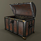 Chest 3d model - 3DOcean Item for Sale